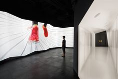 """""""This installation taps the most visceral human senses to connect the Chinese audience intimately with Under Armour,"""" Visual Merchandising, Shanghai, Under Armour Store, Retail Experience, Sensory Experience, Customer Experience, Bath And Beyond Coupon, Retail Space, Store Design"""