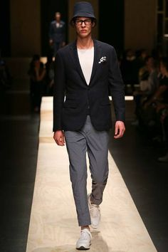 Canali Spring-Summer 2015 Men's Collection