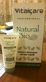 Nel carrello di Chicca: Review Shampoo Natural Bio di Vitalcare