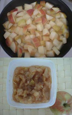 docinho de maçã