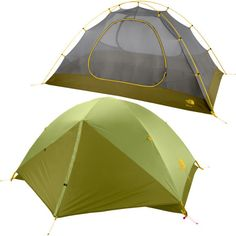 The North Face Rock 22 Bx Tent: 2-Person 3-Season