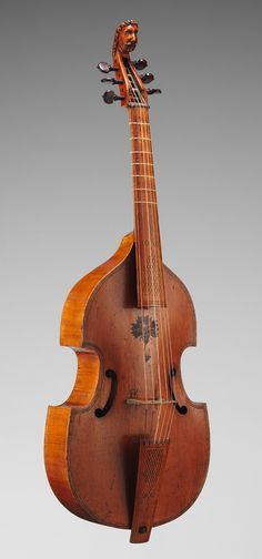 Division Viol, c 1640-65  Spruce and Maple