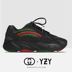 Image may contain: shoes and text Gucci, Running Shoes, Sneakers, Yeezy, Fashion, Trainers, Moda, Sneaker, Running Trainers