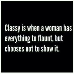 #ClassyyIsBut