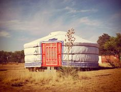 Groovyyurts 16ft yurt