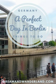 How to spend a perfect day in Berlin, Germany! Brandenburg Gate, Reichstag, Schöneberg, and more! #Berlin #Germany #sightseeing #travel #solo #citytrip #thingstodo