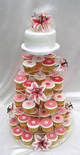 Weddingcake Lily's Cupcakes