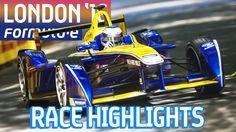 Race Highlights - Visa London ePrix 2016 (Sat) - Formula E