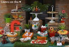 Celebra con Ana | Compartiendo experiencias creativas: Dino Party