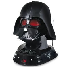 """The Darth Vader CD Player"" LOL!!! just cool to see, not cool enough to want though..."