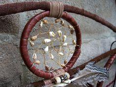 Quadruple Dream Catcher/Medicine Wheel Combo Piece by Darwins Eye, via Flickr