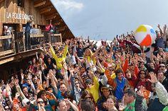 Aan après-ski geen gebrek in Val Thorens! http://www.snowx.nl