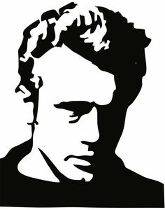 James Dean Wall Art by LynchmobGraphics on Etsy