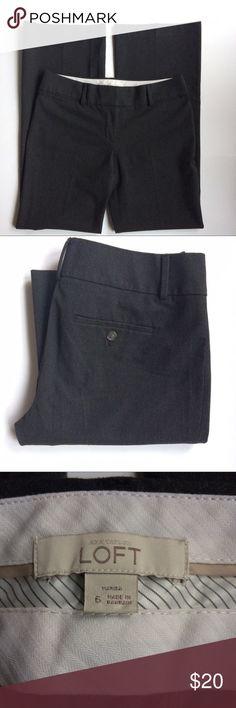 """LOFT Dress Pants Ann Taylor LOFT Dress Pants in excellent used condition. 32"""" waist, 32"""" inseam LOFT Pants Trousers"""