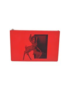 GIVENCHY Givenchy Iconic Print Pouch M. #givenchy #