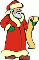 Christmas santa list