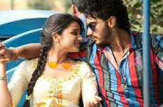Newest and sweetest couple ,with a smash hit.Arjun Kapoor-Pariniti chopra