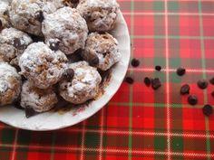 Peanut Butter Snowballs (+ video!)