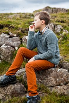 Broadford sweater by ChristalLK Designs