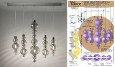 Fantastiche immagini su san marco evi style chandelier