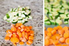 How to Freeze Chopped Vegetables