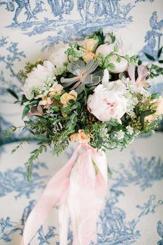 Succulent bouquet | Ashley Largesse Photography