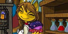 Neopets - Inventory