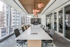 Champion of network performance and IT security, SolarWinds soared into new offices on the 21st floor of 535 Mission Street in San Francisco. The firm need