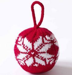 12 Weeks of Christmas Knitting: Treats for the tree! - LoveKnitting blog