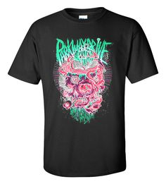 Parkway Drive T-shirt M/L/XL/2XL/3XL Clothing Tshirt