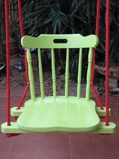 25 diy swings you can make for your kids ideas pinterest diy swing diy tire swing and diy. Black Bedroom Furniture Sets. Home Design Ideas