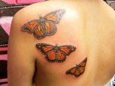 Back Art Tattoo