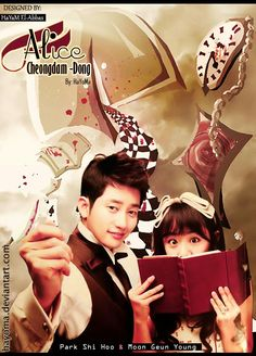Alice Cheongdam- dong-watching this one right now, this guys character is too funny!!