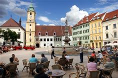 Bratislava - fantastic off the beaten path city to visit while backpacking through Eurpoe