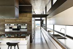 Planos de casa moderna de dos pisos | Construye Hogar