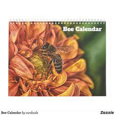 Shop Bee 2020 calendar created by sunbuds. Bee, Calendar Calendar, Photography, Honey Bees, Photograph, Calendar, Fotografie, Bees, Photoshoot