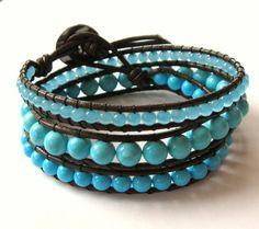 #bracelet #leather