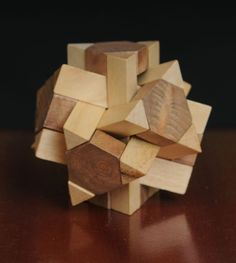 Tri-Ball - 3D Mind Bender Logic Puzzle Cube   Siiren