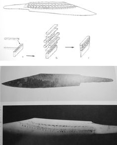 Viking age wolf tooth spears, the collected thread - History - Bladesmith's…