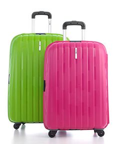 Delsey Luggage, Helium Colours Hardside Spinners - Carry On Luggage - luggage - Macy's Bridal and Wedding Registry