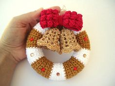 christmas crochet candle - Пошук Google