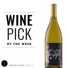 The compact body of this Chard makes it a great accompaniment for seafood or a cheese platter. This wine is available with your personalized label when ordered by the Half-Case, Case or in Personalized Gifts. Great for gifts and special occasions! http://wsah.life/z6nq9
