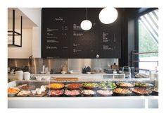http://www.flair.be/nl/food/385612/hotspots-6-van-de-beste-saladbars-in-gent #visitgent gent ghent belgium food salade veggie healthy