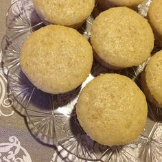 Erica's Welt: Muffin all'acqua
