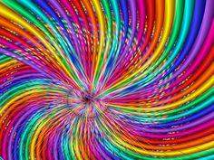 rainbow stuff | rainbow-swirl-wallpaper | ♥ Musicrox5's Random Stuff ♥