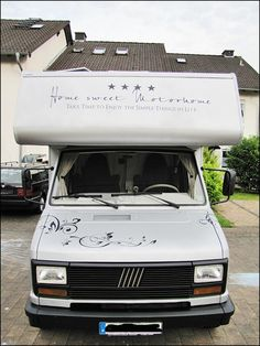 Lars and Domi's motorhome
