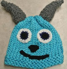 Sully for Megan | Knitting Rays of Hope