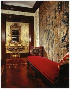 Grand Hall  Hallway  American by Tracy Murdock