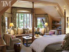 Suzanne Tucker: lakeside lodge