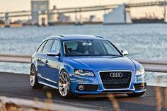 So's Sprint Blue B8 Audi S4 Avant in Tokyo – Nick's Car Blog